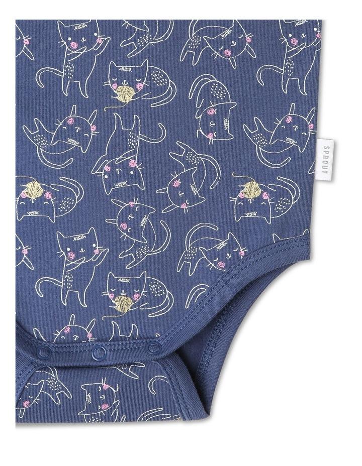 Organic Essential Cat-Aclysm Bodysuit image 3