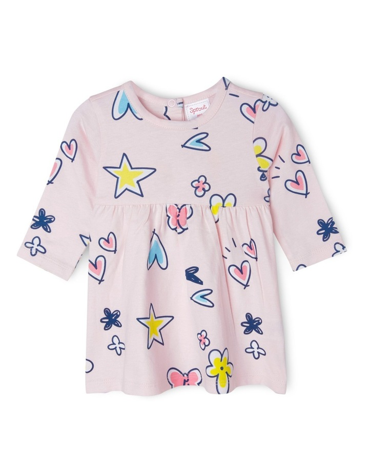 Heart and Butterfly Dress image 1