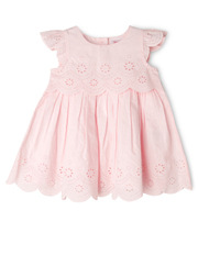 Sprout - Girls Broderie Dress