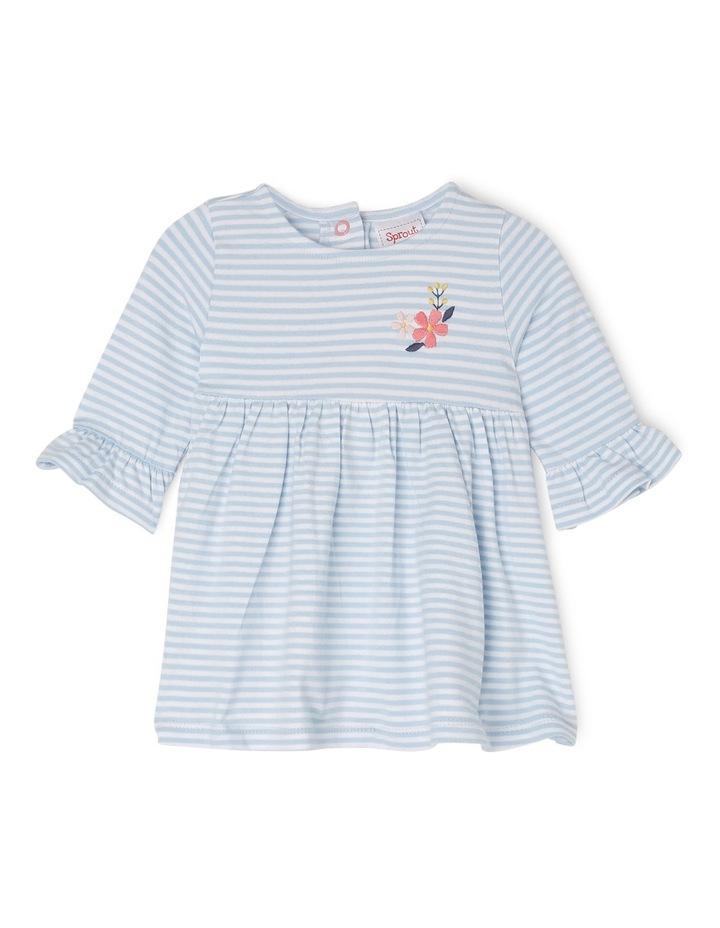 Girls Embellished Dress NGS19022. image 1