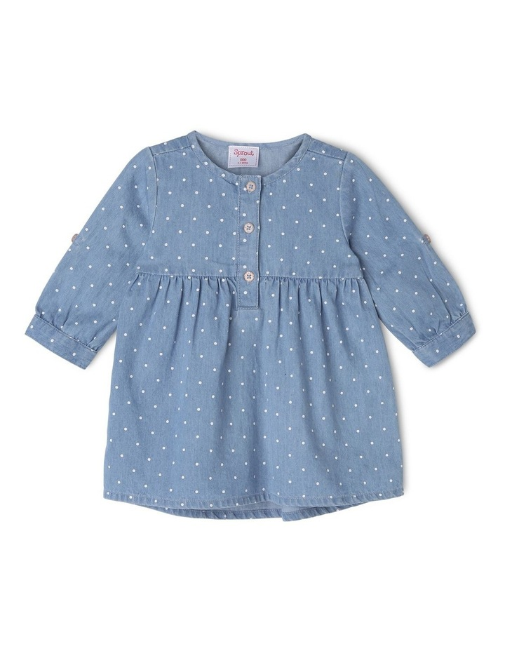 Chambray Dress image 1