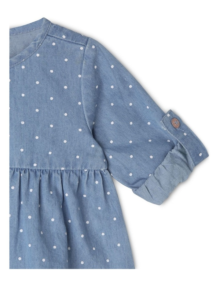 Chambray Dress image 3