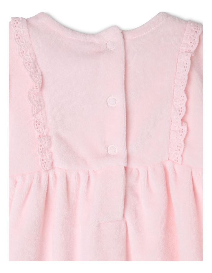 Velour Dress image 3