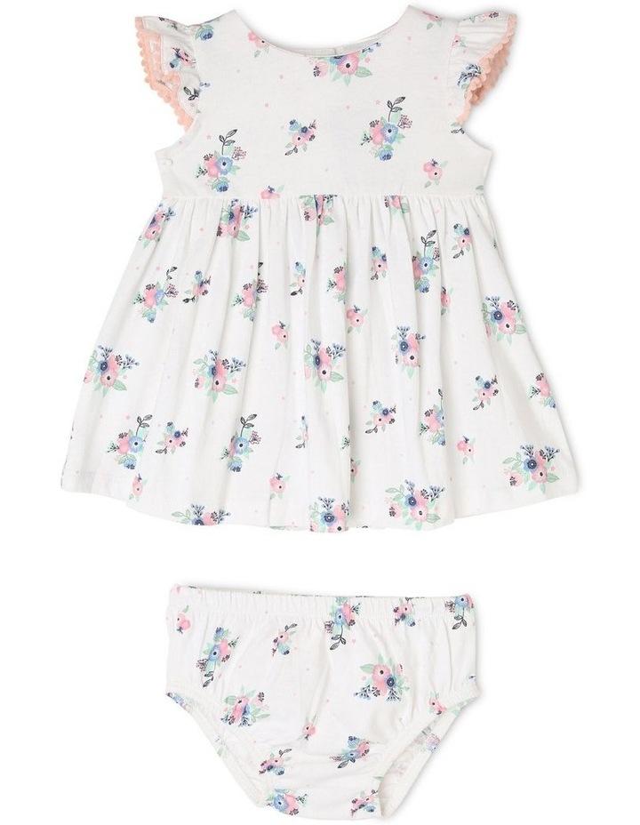 Flutter Sleeve Knit Dress image 1