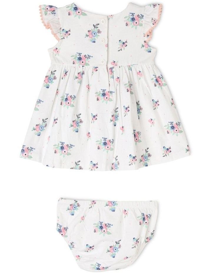Flutter Sleeve Knit Dress image 2