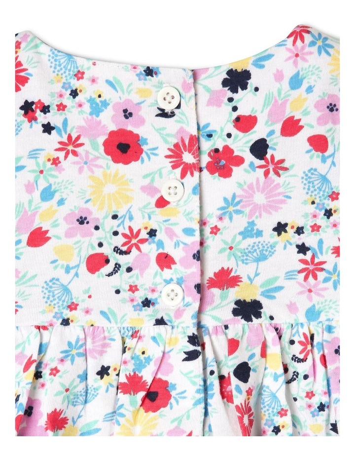Flutter-Sleeve Knit Dress image 3
