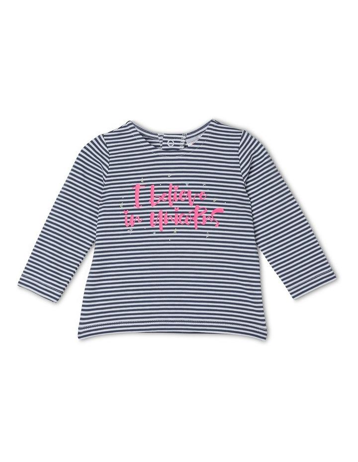 Girls Mix & Match Long Sleeve Top image 1