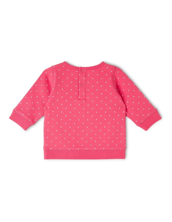 Essential Floral Sweat Top image 2