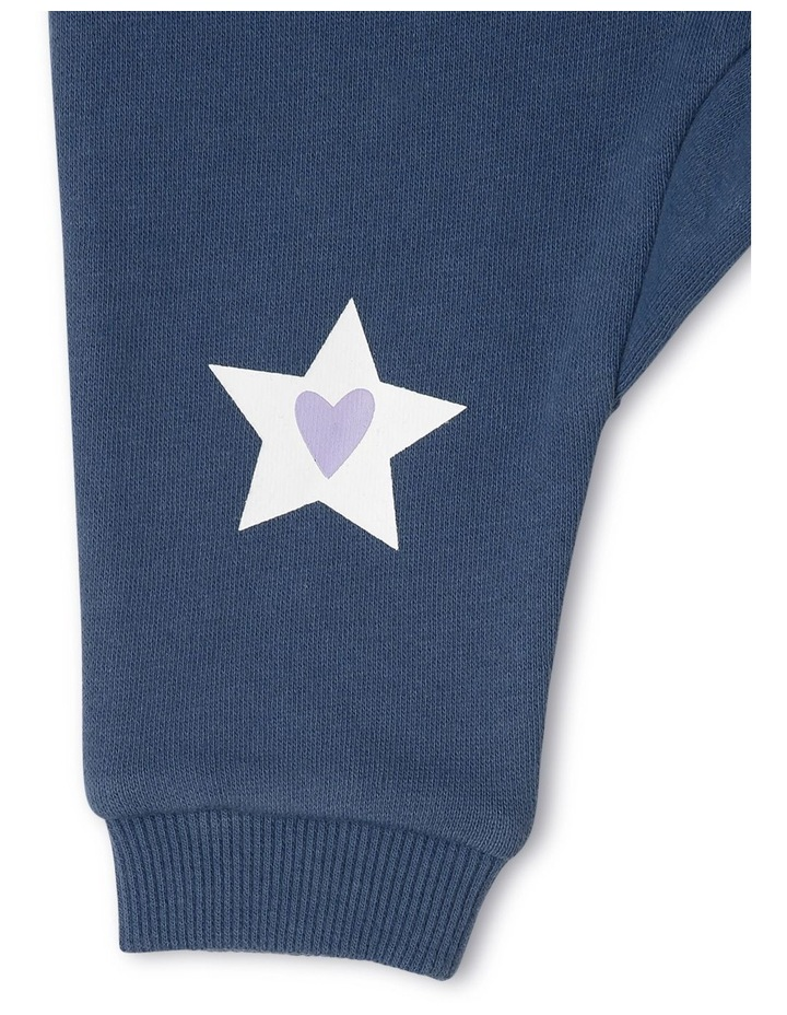 Essential Crown & Star Trackpant image 2