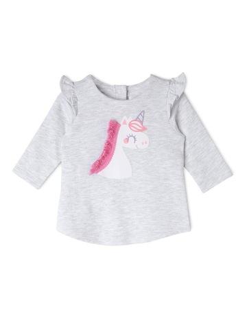 57dffc0f0adb14 Girls Tops & T-Shirts   MYER