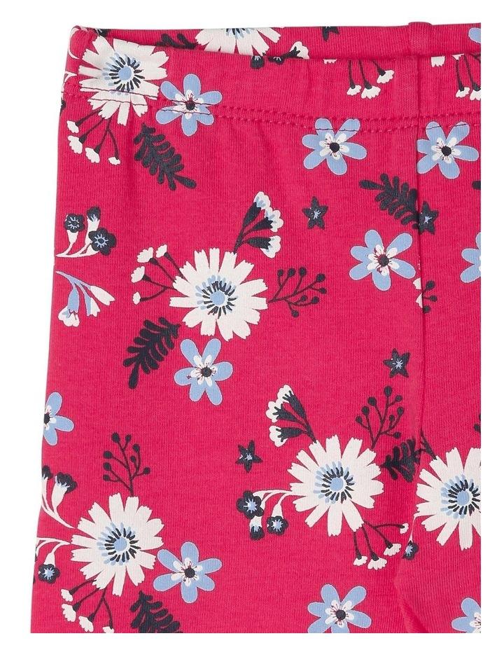 Essential Floral Leggings image 2