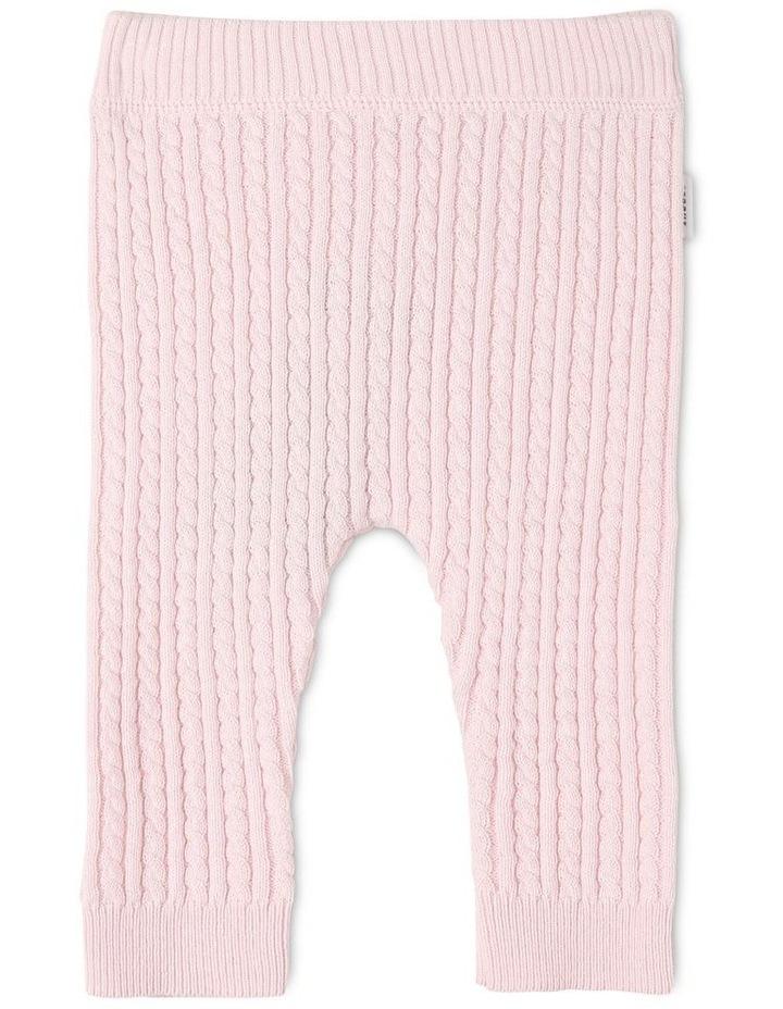 Organic Cotton Knitted Legging image 1