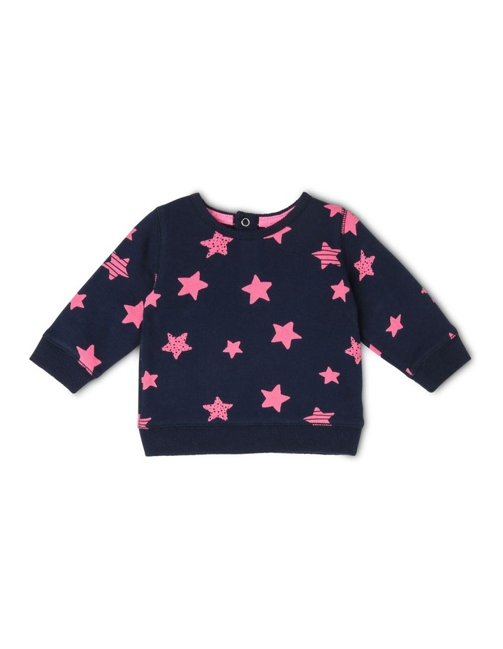 Essential Star Sweat Top image 1