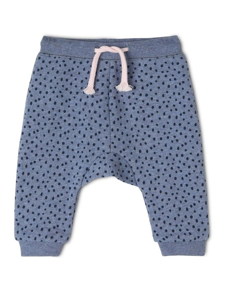 Essential Leopard Spot Trackpant image 1