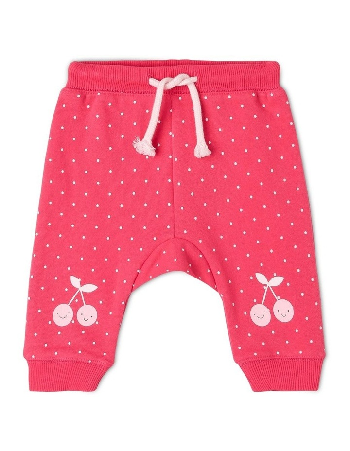 Essential Cherry Trackpant image 1