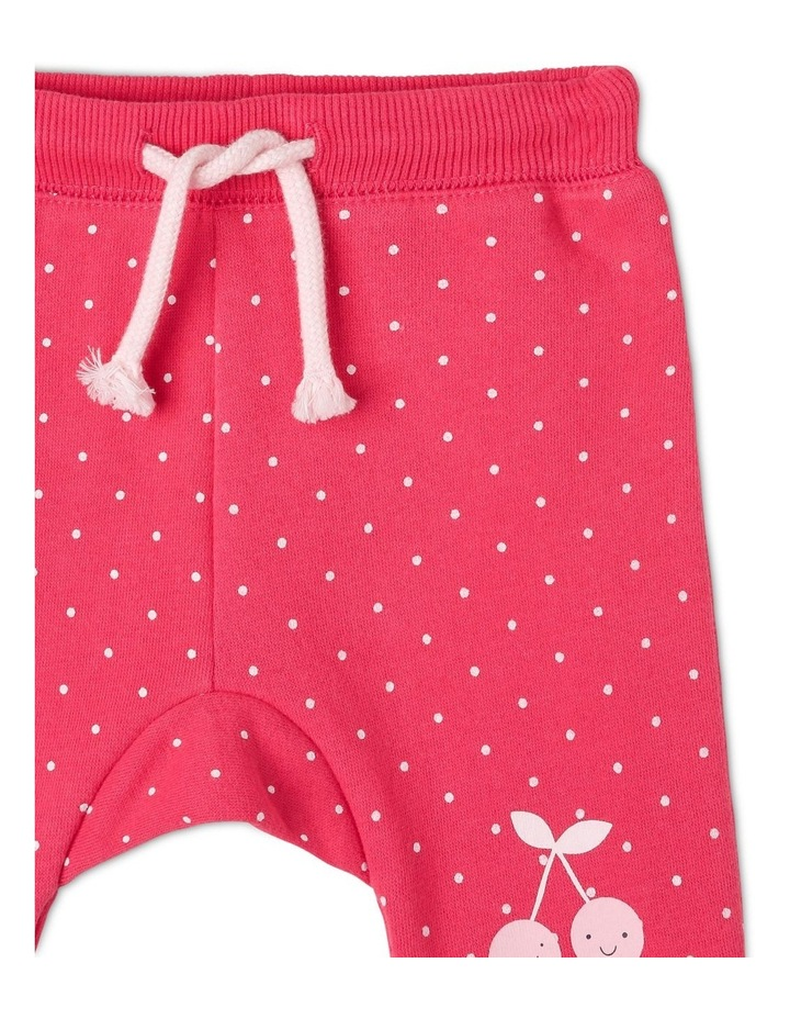 Essential Cherry Trackpant image 2