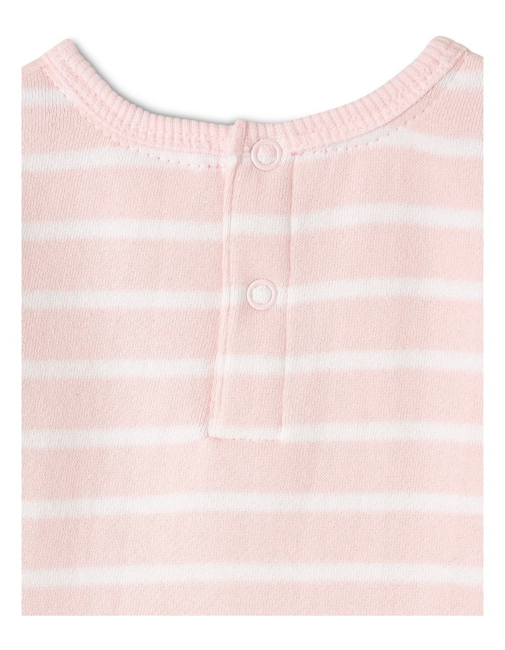Essential Pale Pink Sweat Top image 3