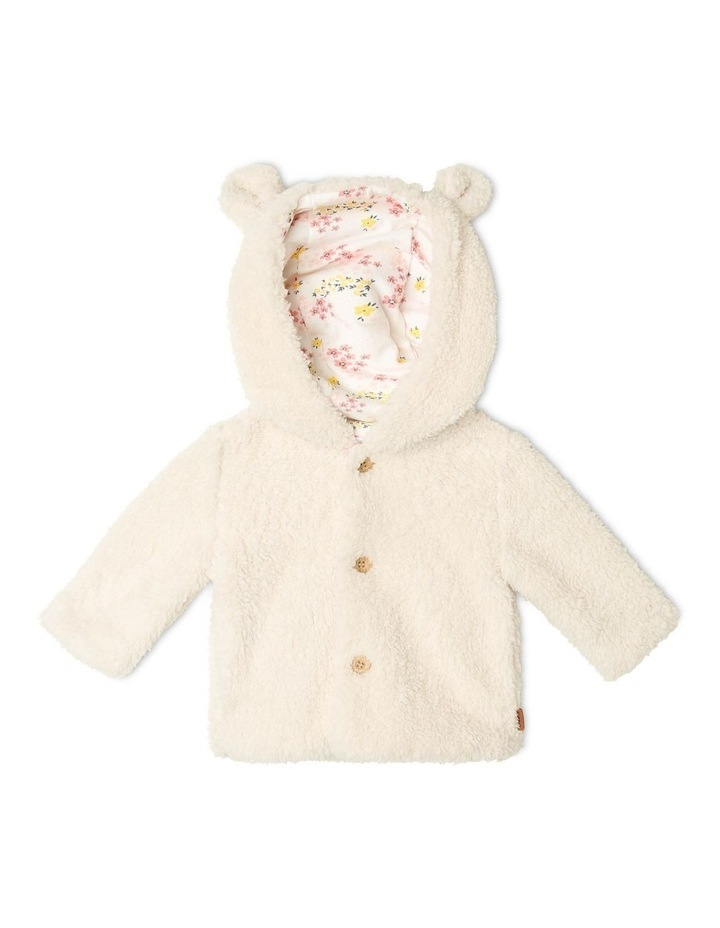 Teddy Fleece Jacket image 1