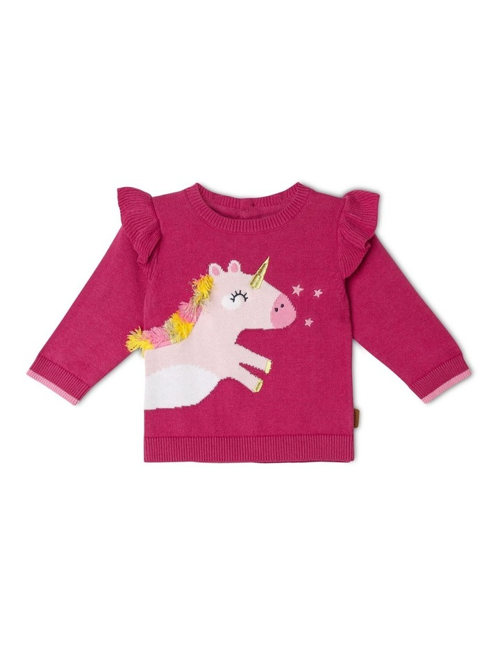 Unicorn Knit Jumper image 1
