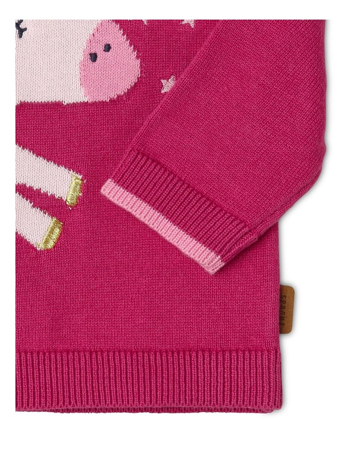Unicorn Knit Jumper image 4