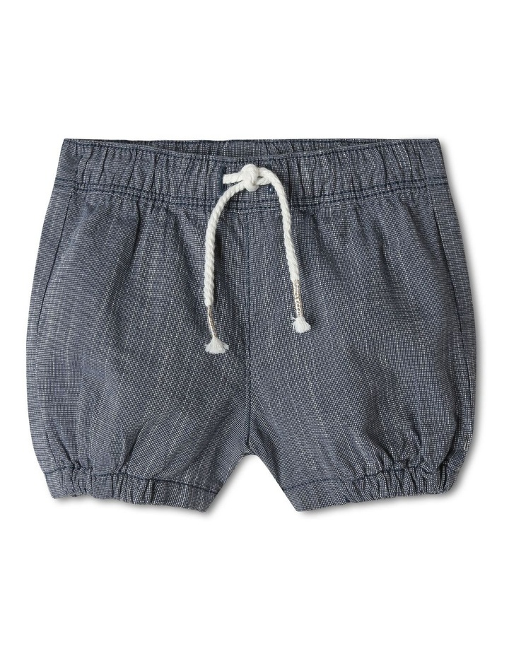 Organic Cotton Essential End On End Shorts image 1