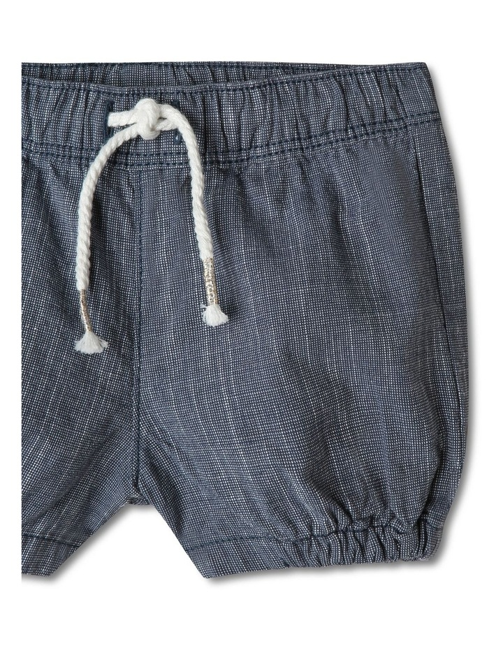 Organic Cotton Essential End On End Shorts image 2