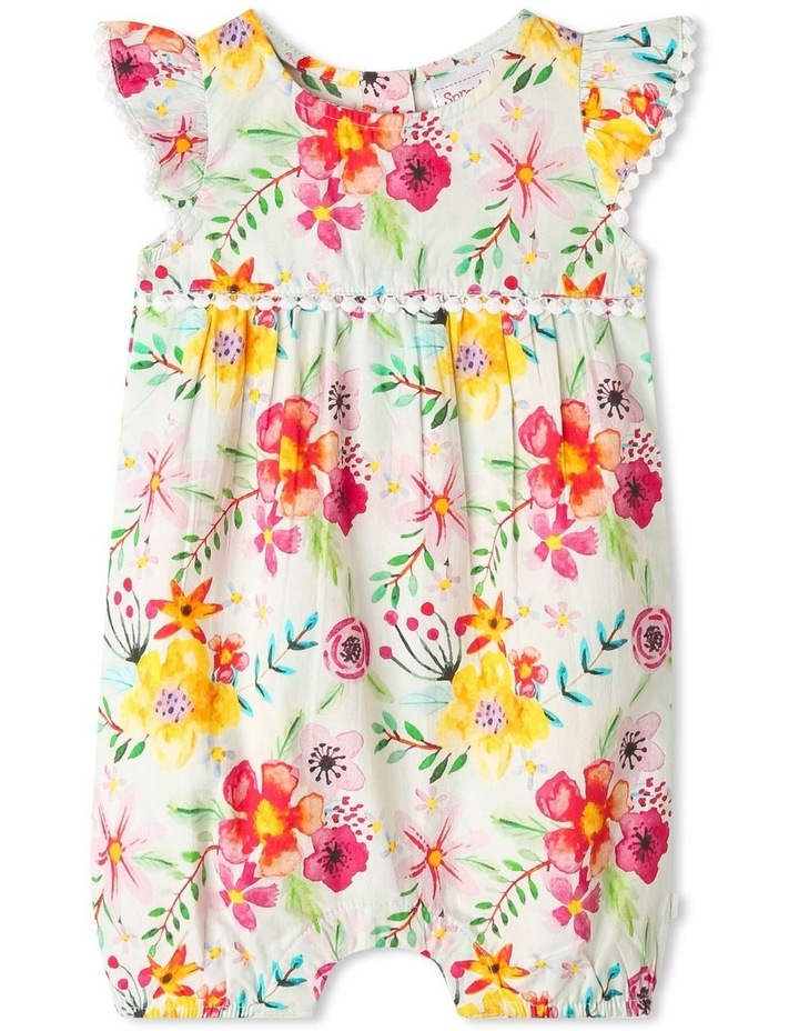 Tropicali Side Bow Romper image 1