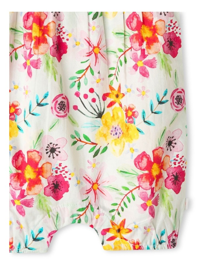 Tropicali Side Bow Romper image 3