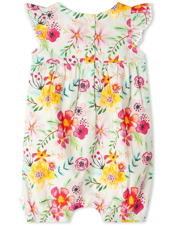 Tropicali Side Bow Romper image 4