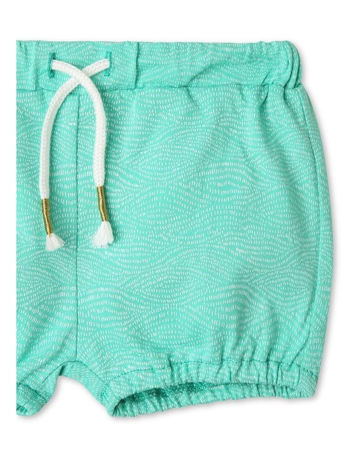 Seahorses Bodysuit & Bloomer Set image 7