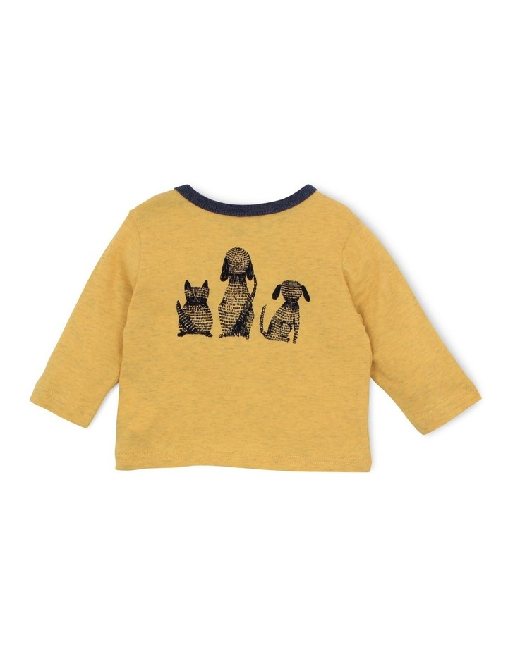 WOOF ONE OF THE GANG TEE image 2