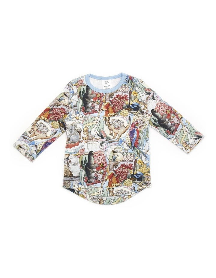 May Gibbs Leo Printed Long Sleeve T-Shirt image 1