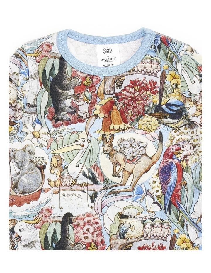 May Gibbs Leo Printed Long Sleeve T-Shirt image 3