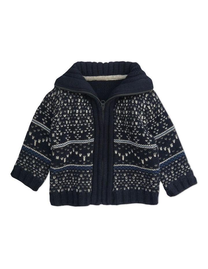 George Knit Jacket image 1