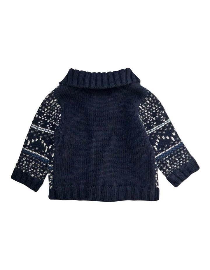 George Knit Jacket image 2