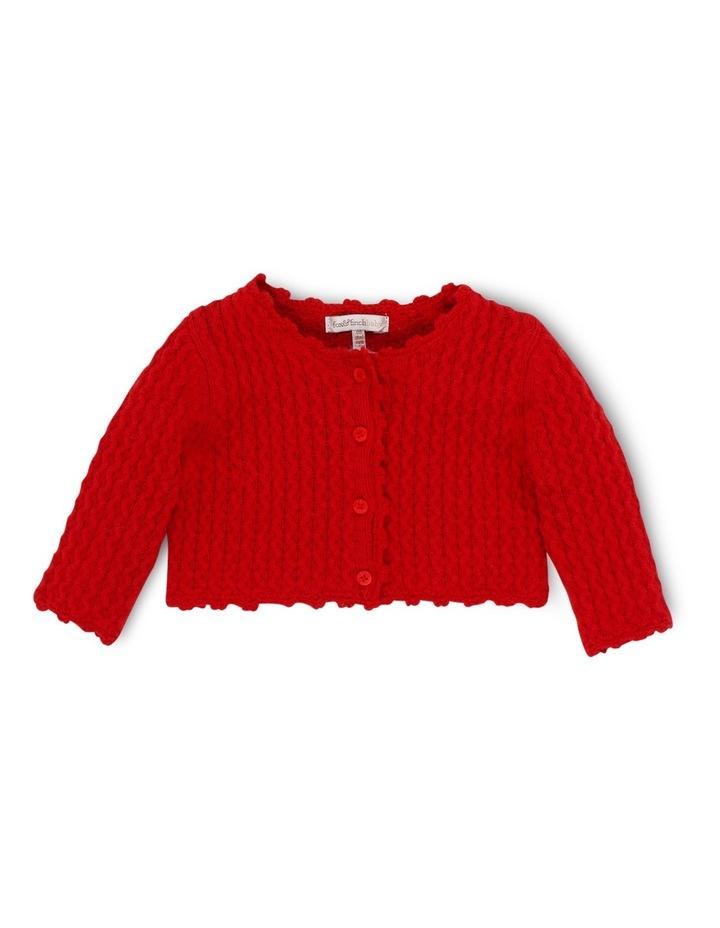 Folk Knit Cardigan image 1