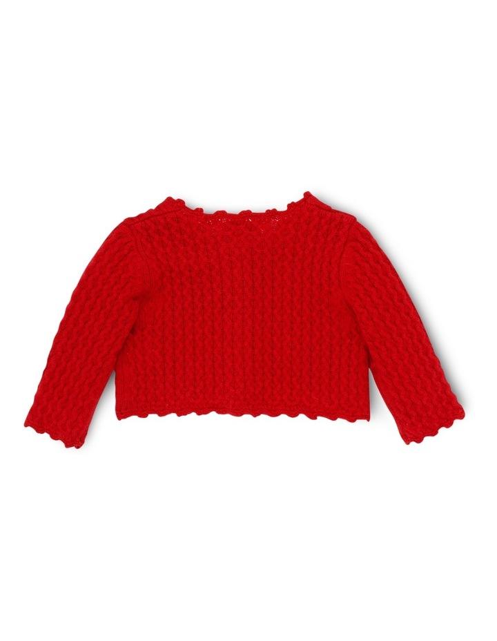 Folk Knit Cardigan image 2