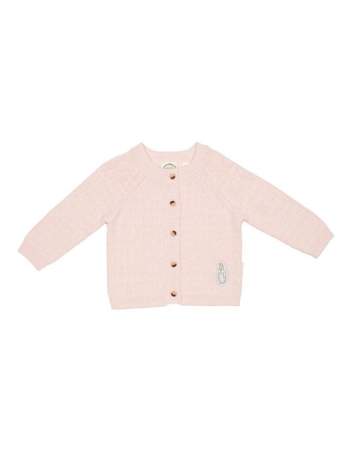 Pink Flopsy Cardigan image 1