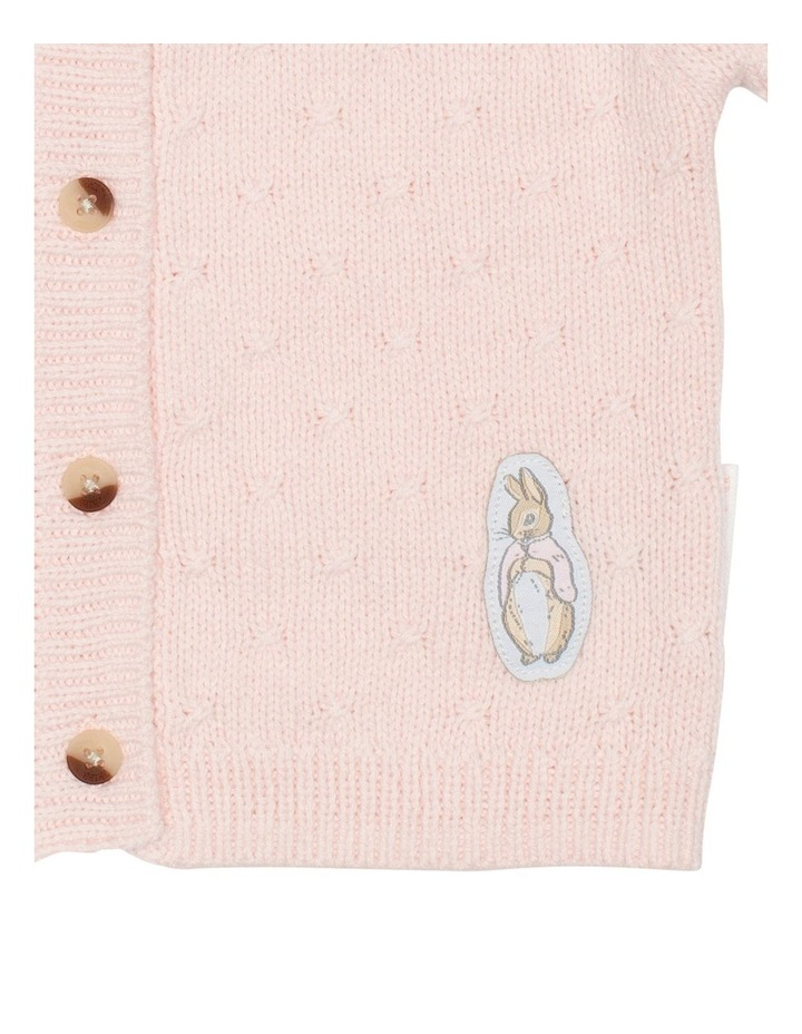 Pink Flopsy Cardigan image 3