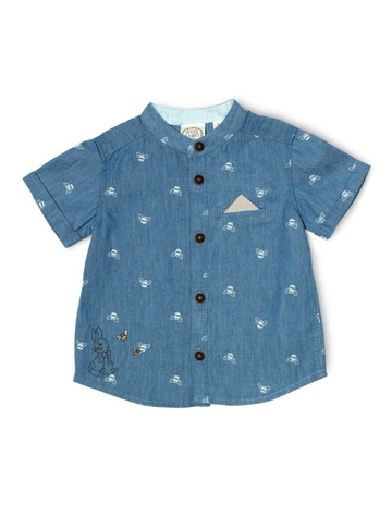 461ea6e2cc Peter Rabbit Chambray Shirt