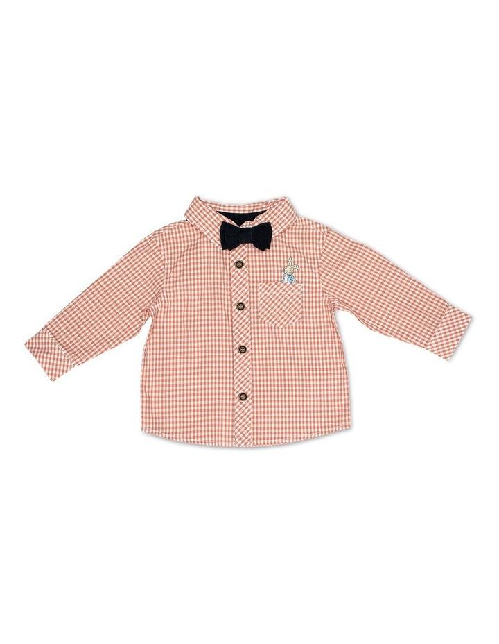 Micro Checked Shirt image 1