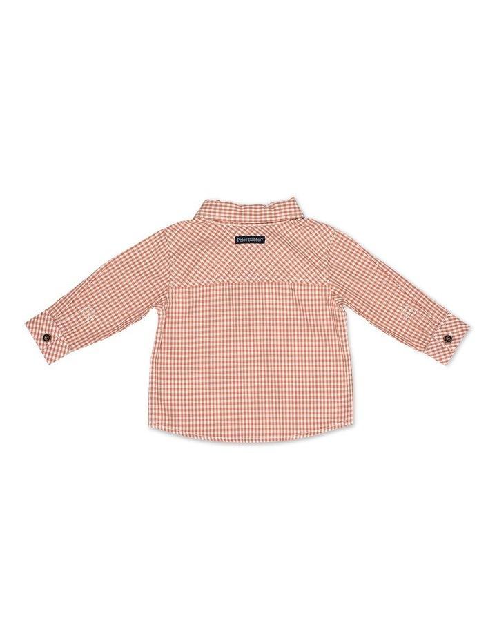 Micro Checked Shirt image 2
