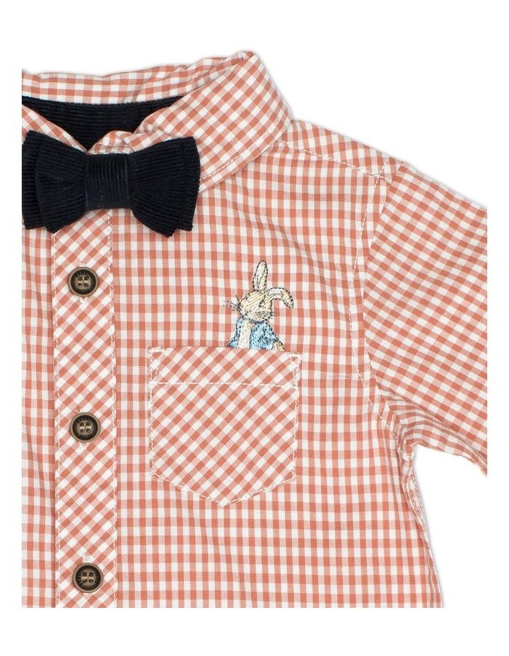 Micro Checked Shirt image 3