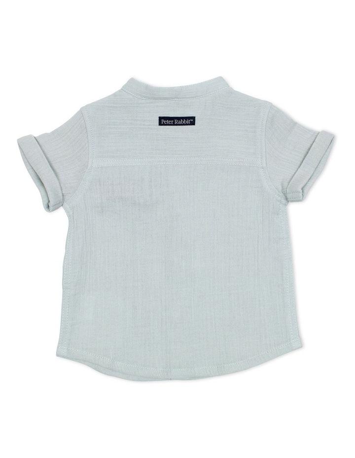 Short Sleeve Double Weave Shirt image 2