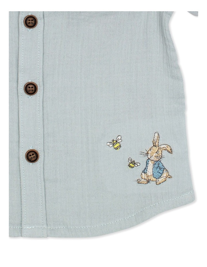 Short Sleeve Double Weave Shirt image 3