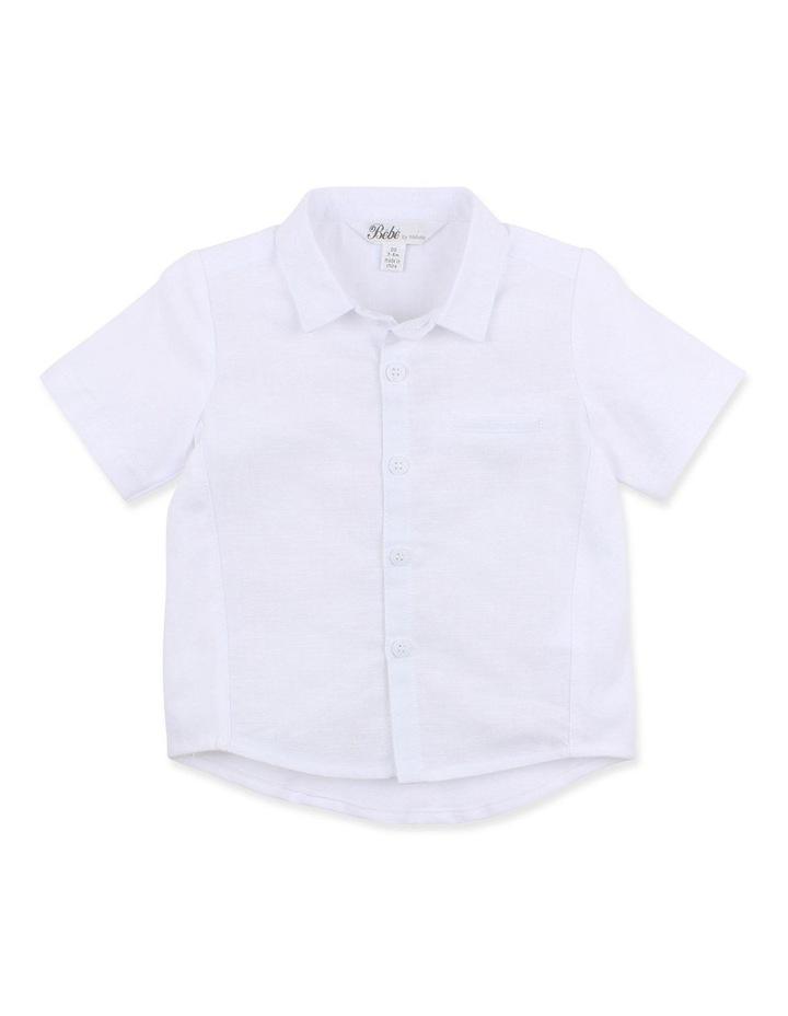 Harry Linen Jersey Shirt image 1