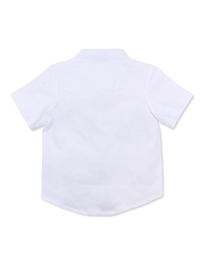Harry Linen Jersey Shirt image 2