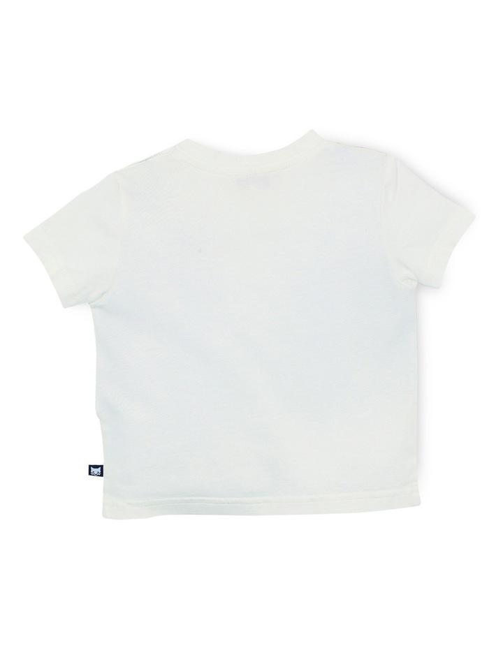 Little Mr Tee w Mock Vest image 2