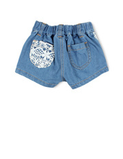 Bebe - Lace Pocket Shorts