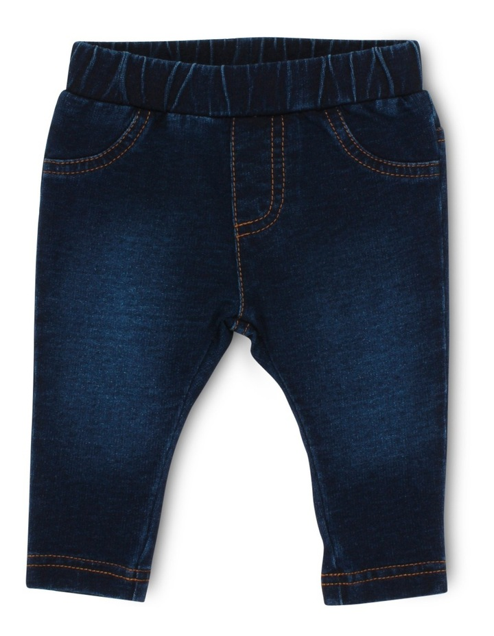 Bunny Denim Jegging image 1